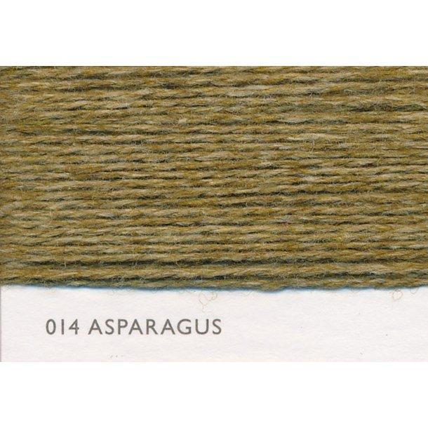 Coast garn asparagus