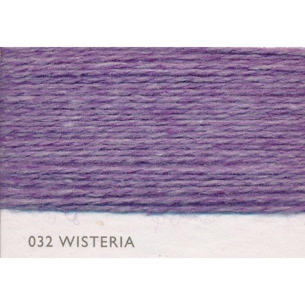 Coast garn wisteria