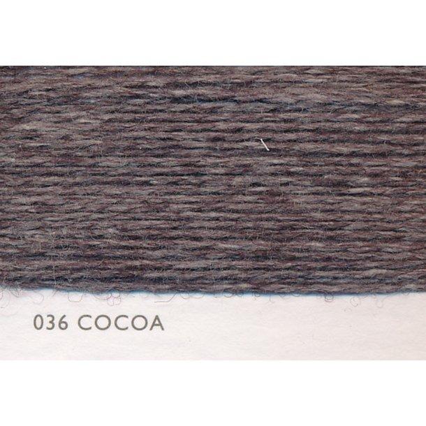 Coast garn cocoa