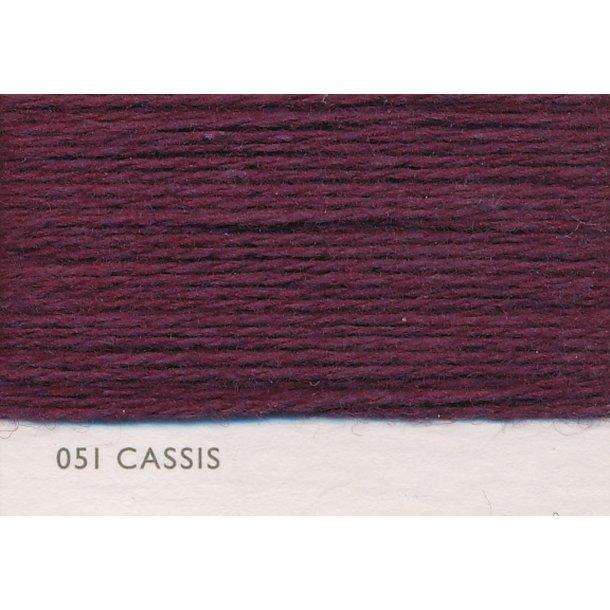 Coast garn cassis