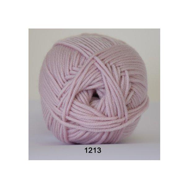 Extrafine Merino 120 lyserød 1213
