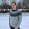 Søster Elise - Strikkekit / Hanne Larsen