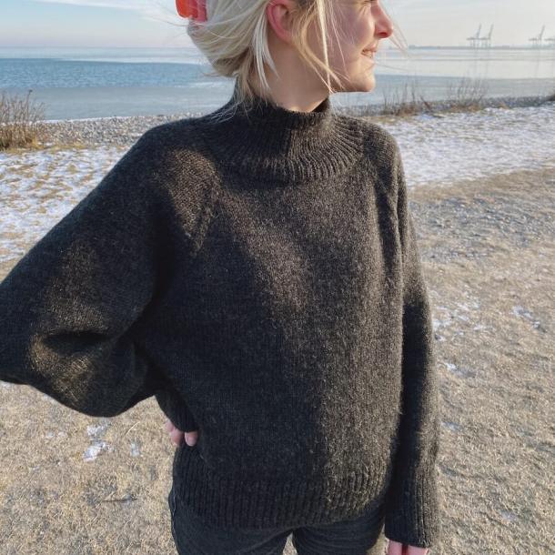 Louvre Sweater - Strikkeopskrift