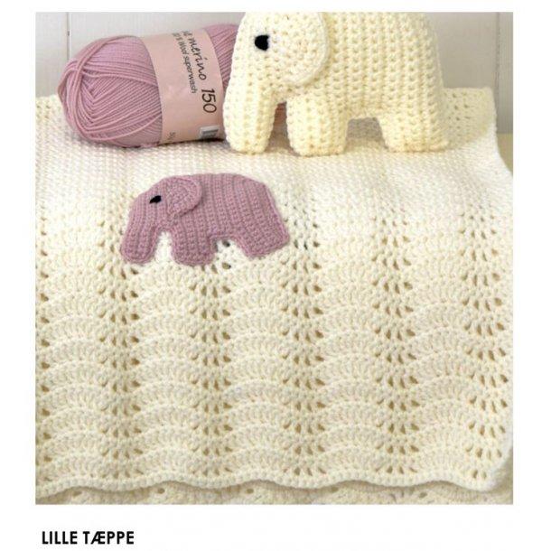 Babytæppe - Hæklekit