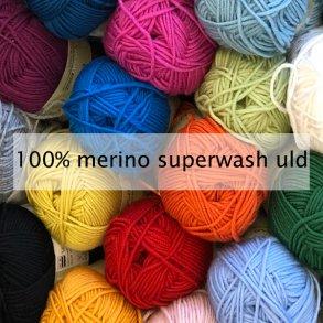 Hjertegarn Extrafine Merino 150