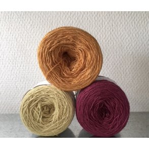 Coast garn: Garn-garagens uld/bomulds kvalitet
