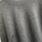 Enkel lyseblå strikkekit / Hanne Larsen