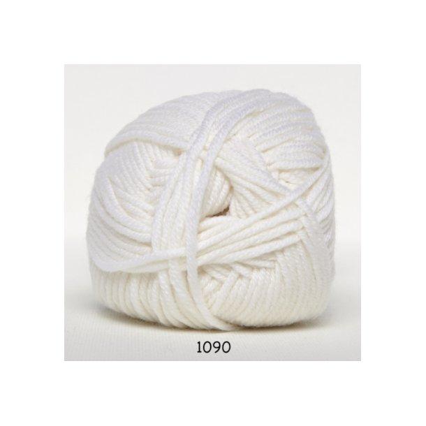 Extrafine Merino 120 hvid