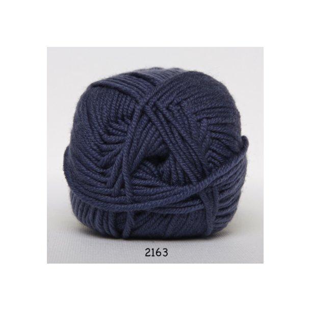 Extrafine Merino 120 mellemblå