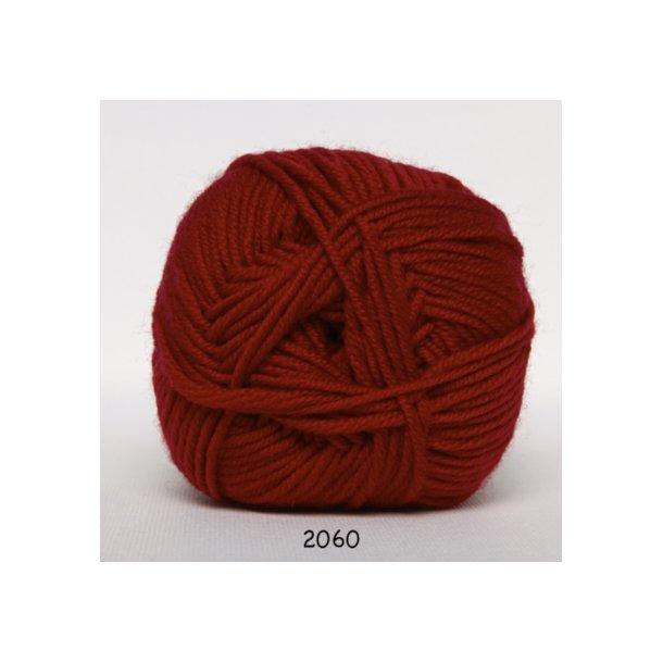 Extrafine Merino 120 rød