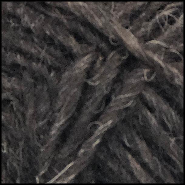 Léttlopi mørk grå