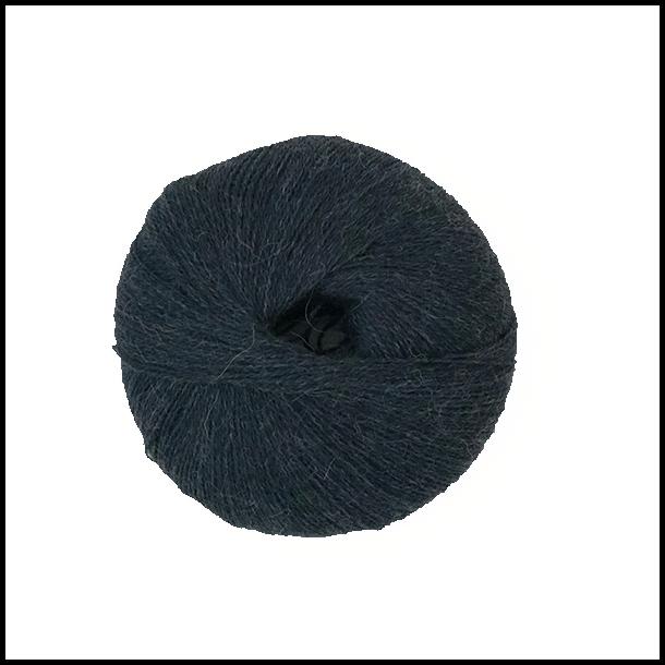 Superfin alpaka carbon blue